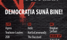 Democrația sună bine: Contează! Votează! @ Halele Carol București
