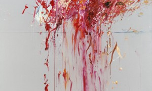 "Cy Twombly ""Nine Discourses on Commodus"", 1963"