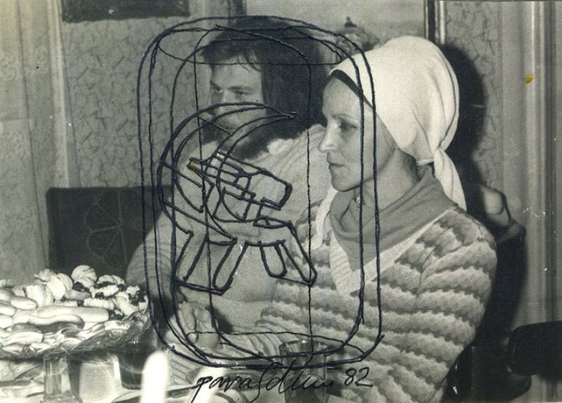 "Expoziția retrospectivă ""JURNAL 1964-2014"" de Christian Paraschiv @ ICR New York"