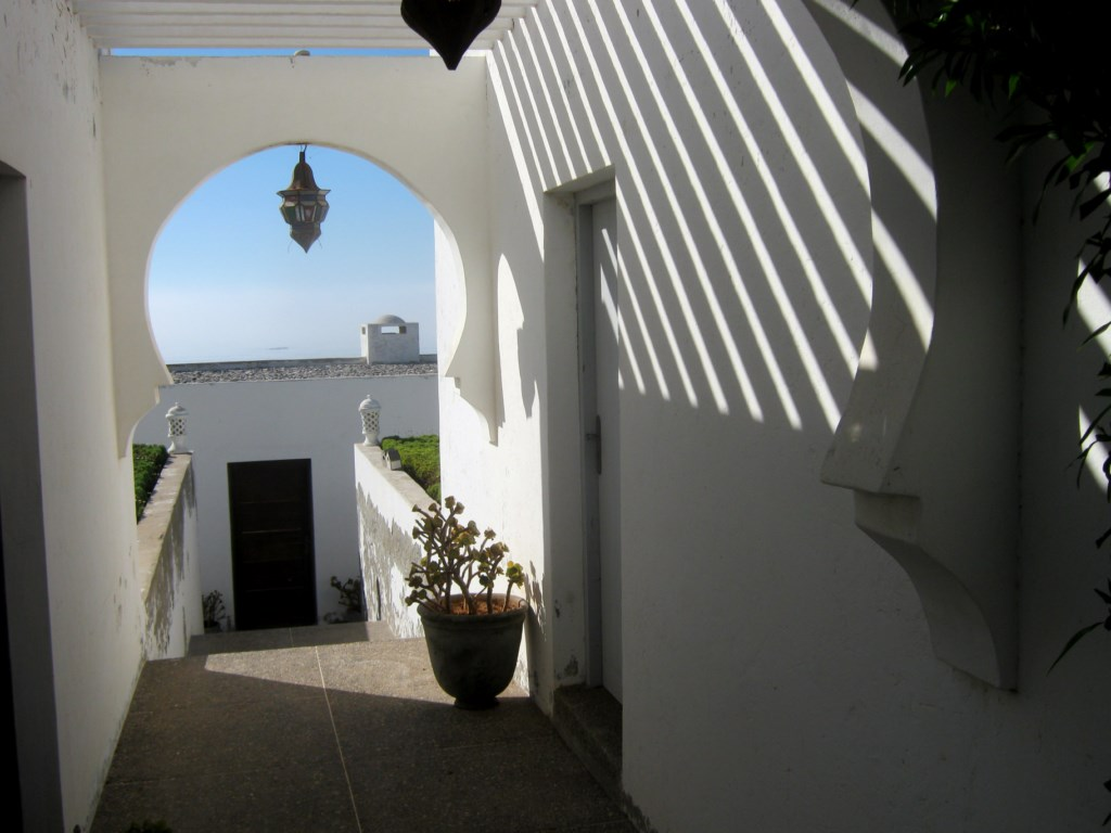 Artists in Residence at IFITRY, Essaouira in Morocco in September 2014