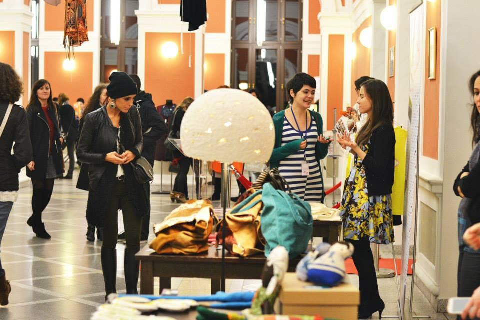 Eleganţă şi networking la Noaptea albă a creatorilor şi designerilor de produs