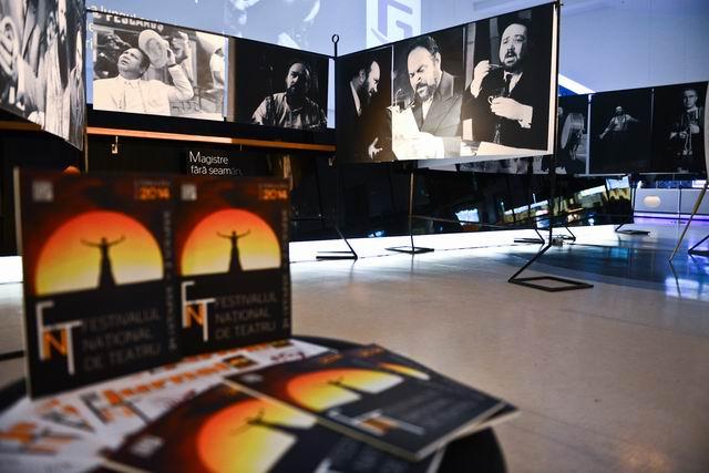 Vernisaj expozitia In memoriam George Constantin @ FNT
