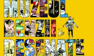 afis muzeu benzi desenate