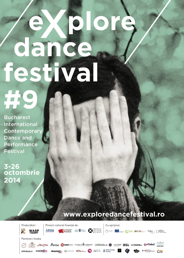 eXplore dance festival #9 București: nu doar dans