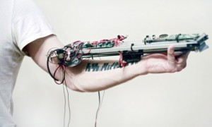 Dmitry Morozov Has Created A Music Machine That Plays Off Of Tattoos