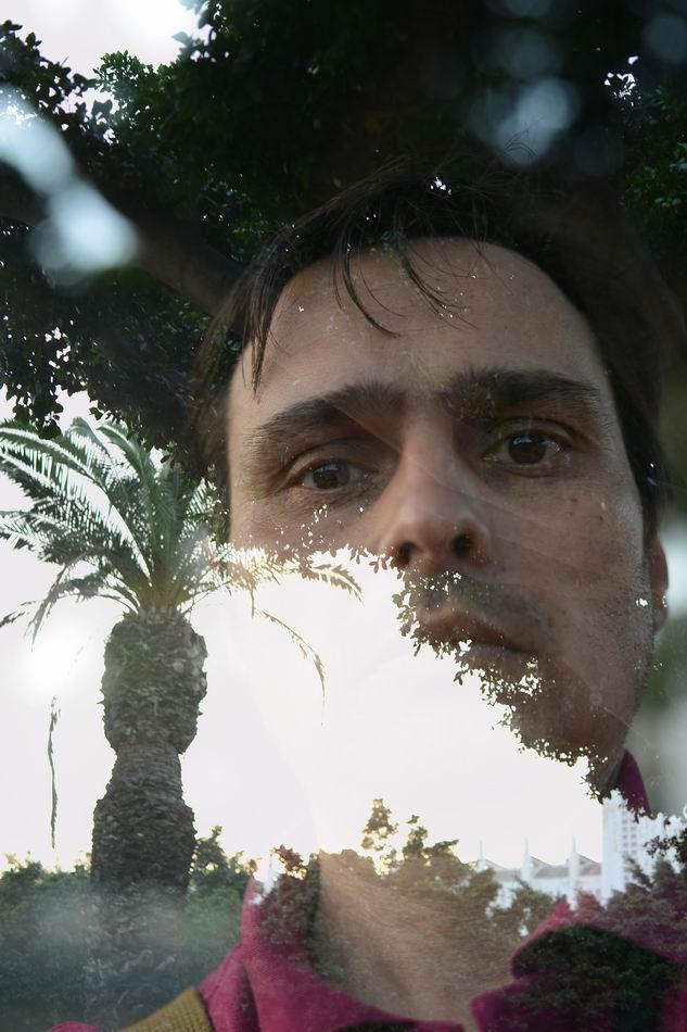 Self-portrait in Africa