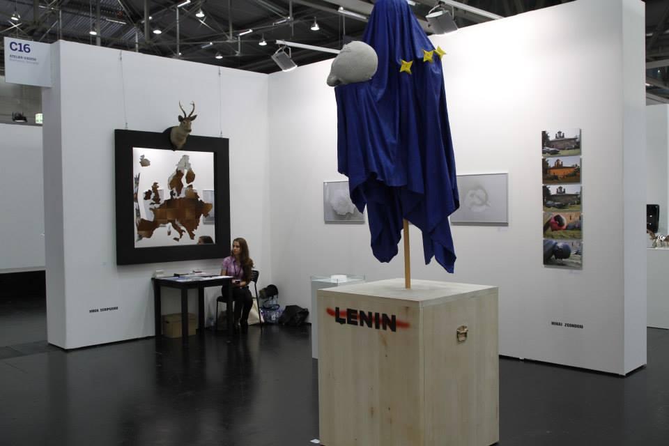"Proiect ""25"" – Galeria Atelier 030202 / Viennafair 2014"
