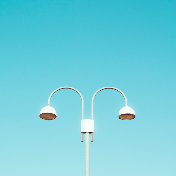 Vittorio Ciccarelli's Minimal Photos Reveal Beauty In What's Normally Overlooked