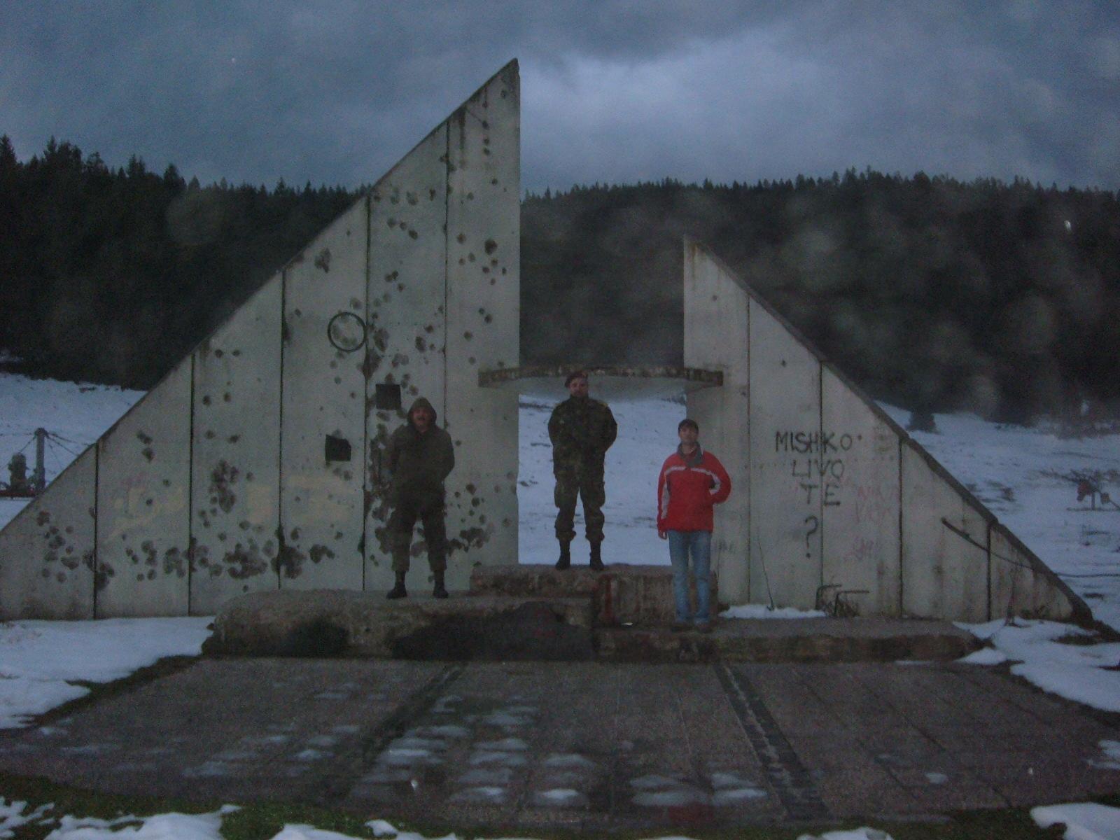16 Fost podium de premiere la JO 84 din Sarajevo si apoi loc de executie in anii 90