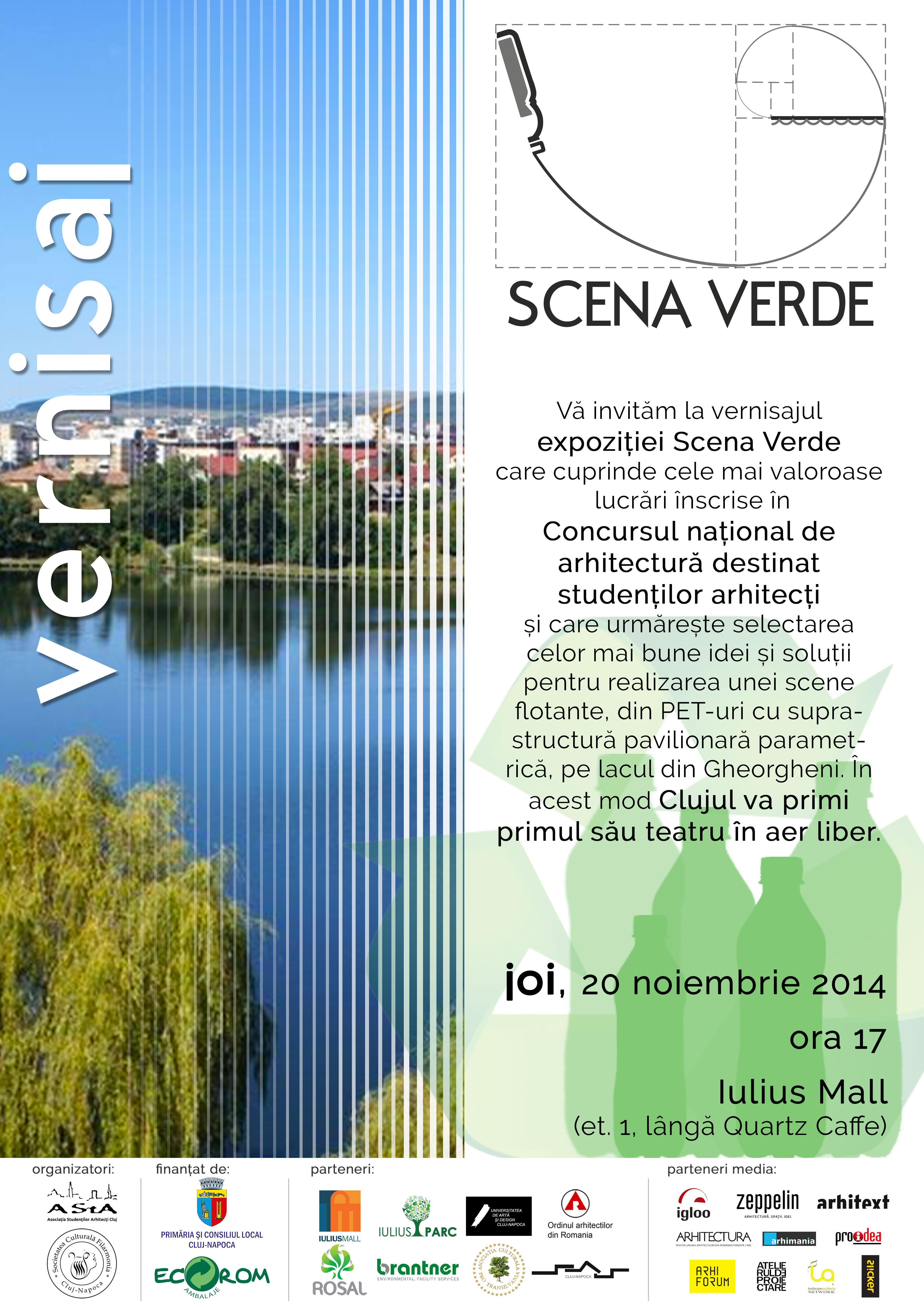 SCENA VERDE @ Cluj
