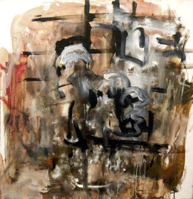 Prima expoziție postumă Ervant Nicogosian @ Galeriile BMR, București
