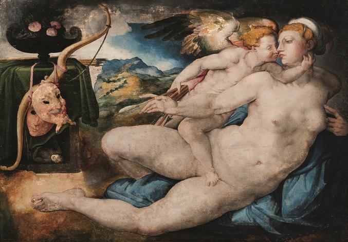 Il Bronzino - Venus si Amor, 1550-1600