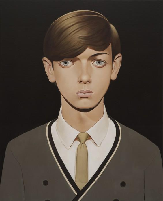 Peter Stichbury's Unsettling Clone-Like Portraits