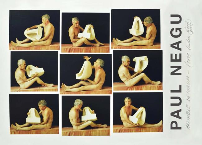 Paul Neagu. (R)evoluția formei @ Muzeul de Artă Timișoara