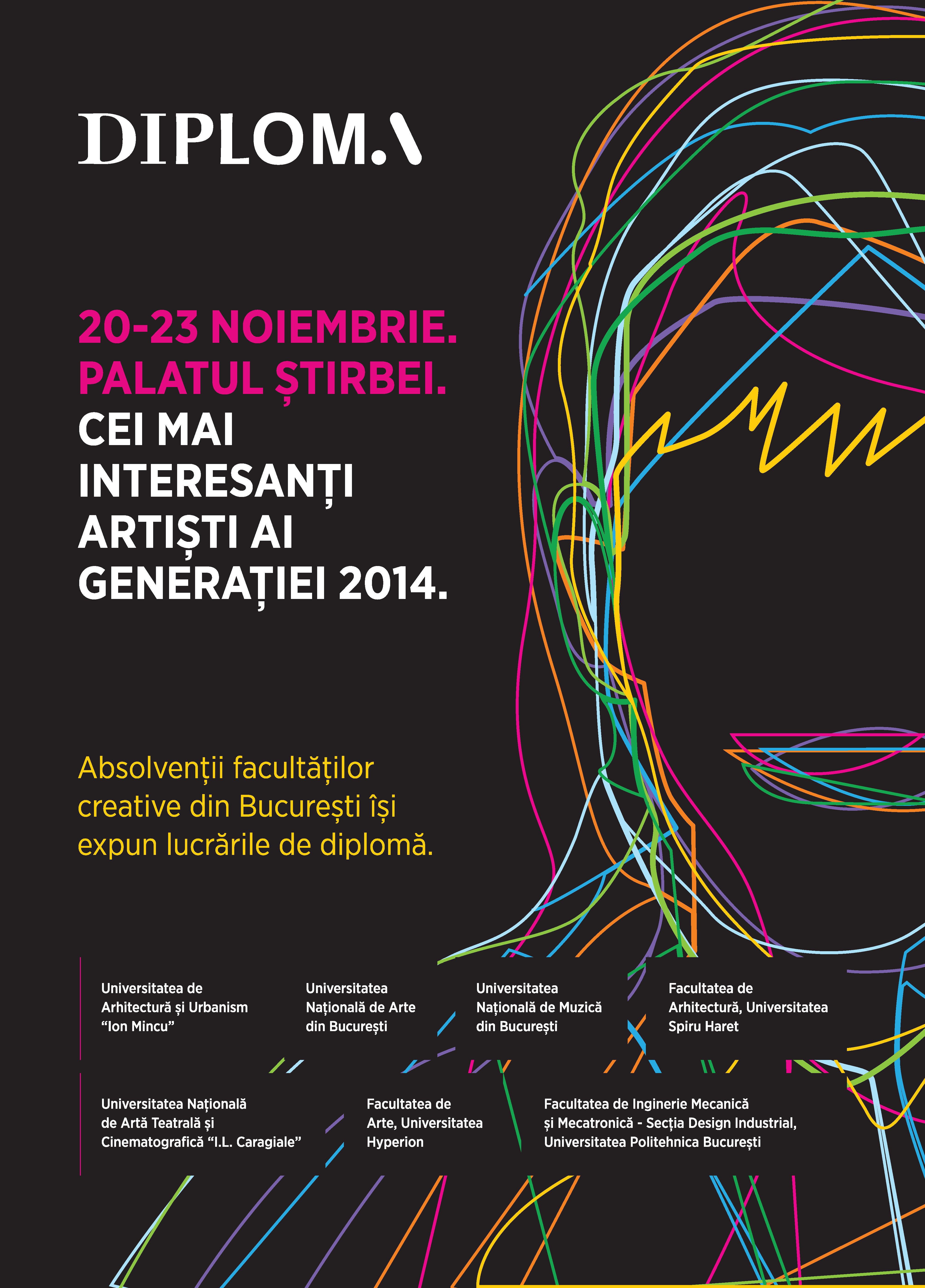 The Institute prezintă următoarea generație de creativi români: DIPLOMA