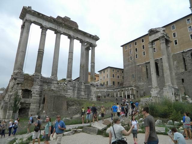 Roma – poate un loc de pelerinaj