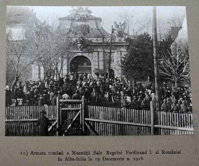 Unirea Transilvaniei cu România la 1 Decembrie 1918