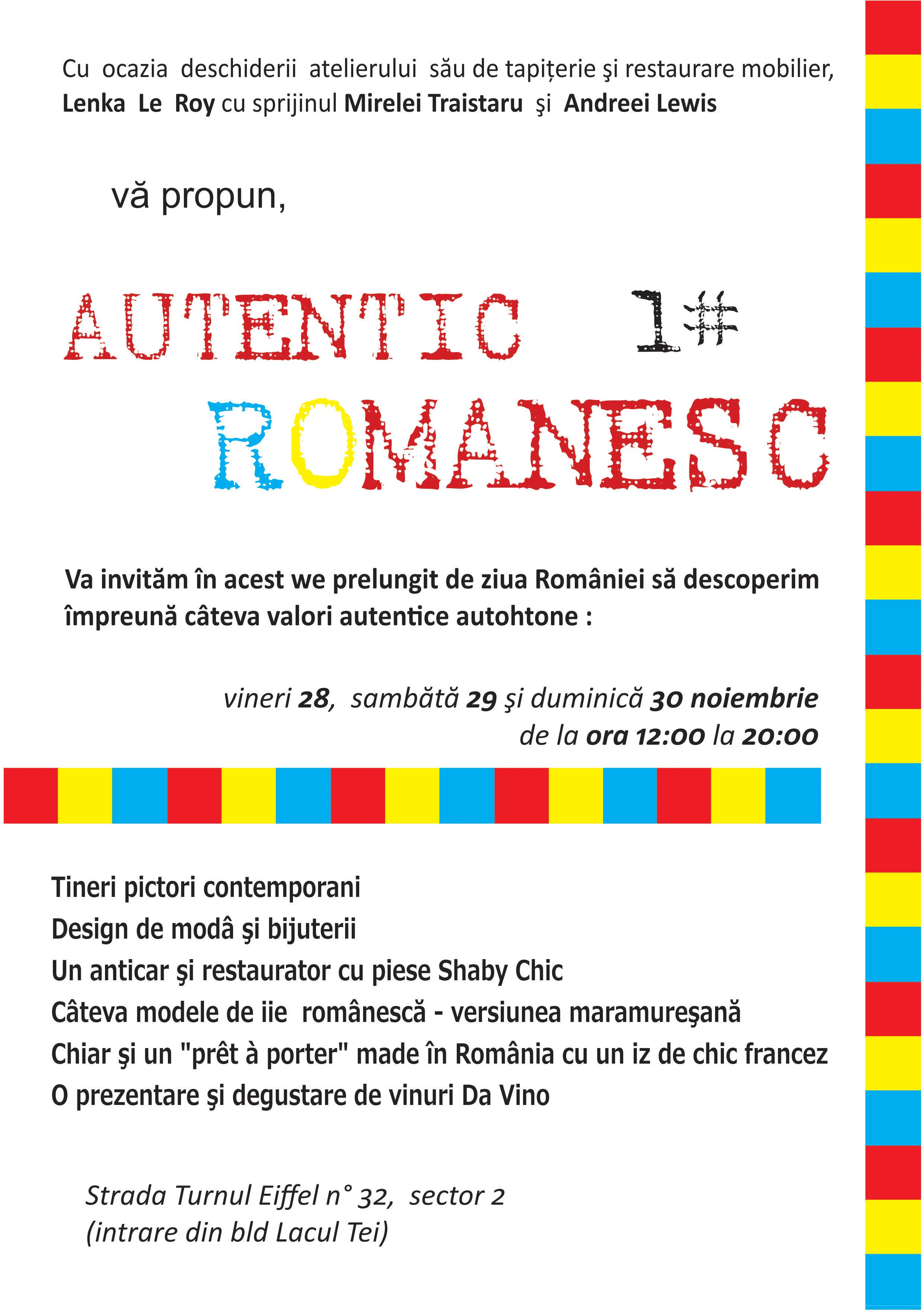 Bazar Autentic Romanesc