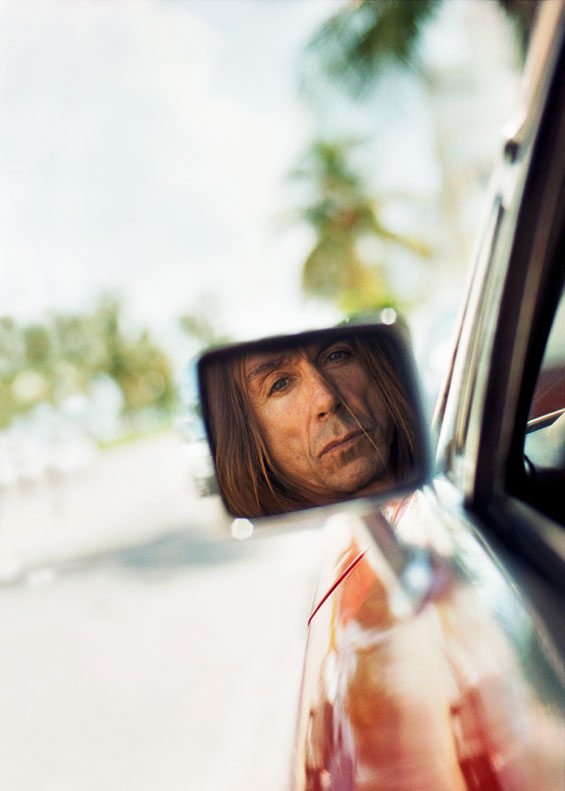 Striking Celebrity Portraits By Frank Bauer