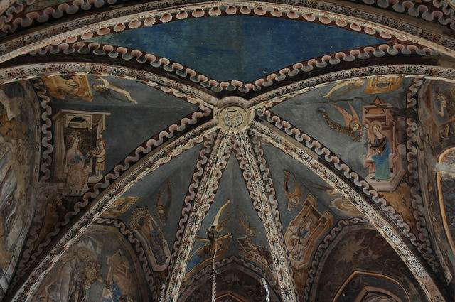 Biserica fortificată din Mălâncrav