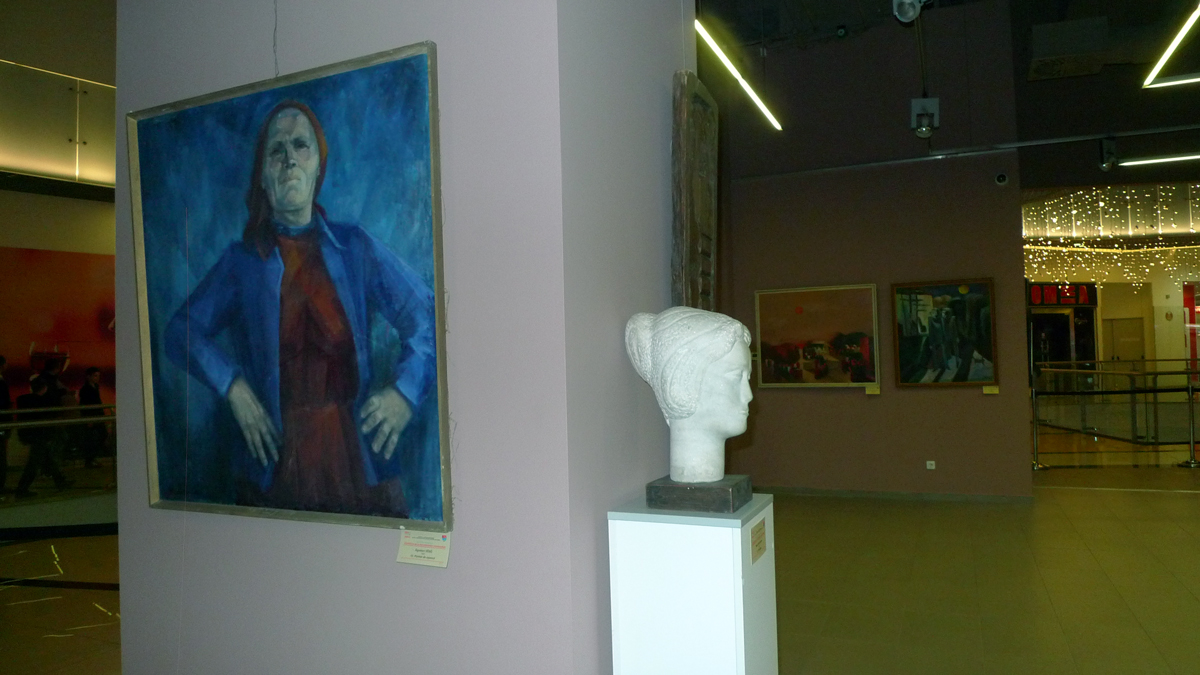 Expoziţia GENERATIA 60 si RECUPERAREA AVANGARDEI @ Golden Gallery, Baia Mare (11)
