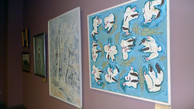Expoziţia GENERATIA 60 si RECUPERAREA AVANGARDEI @ Golden Gallery, Baia Mare (15)