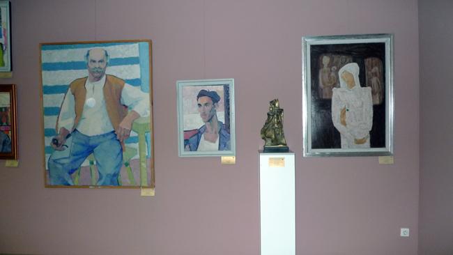 Expoziţia GENERATIA 60 si RECUPERAREA AVANGARDEI @ Golden Gallery, Baia Mare (3)