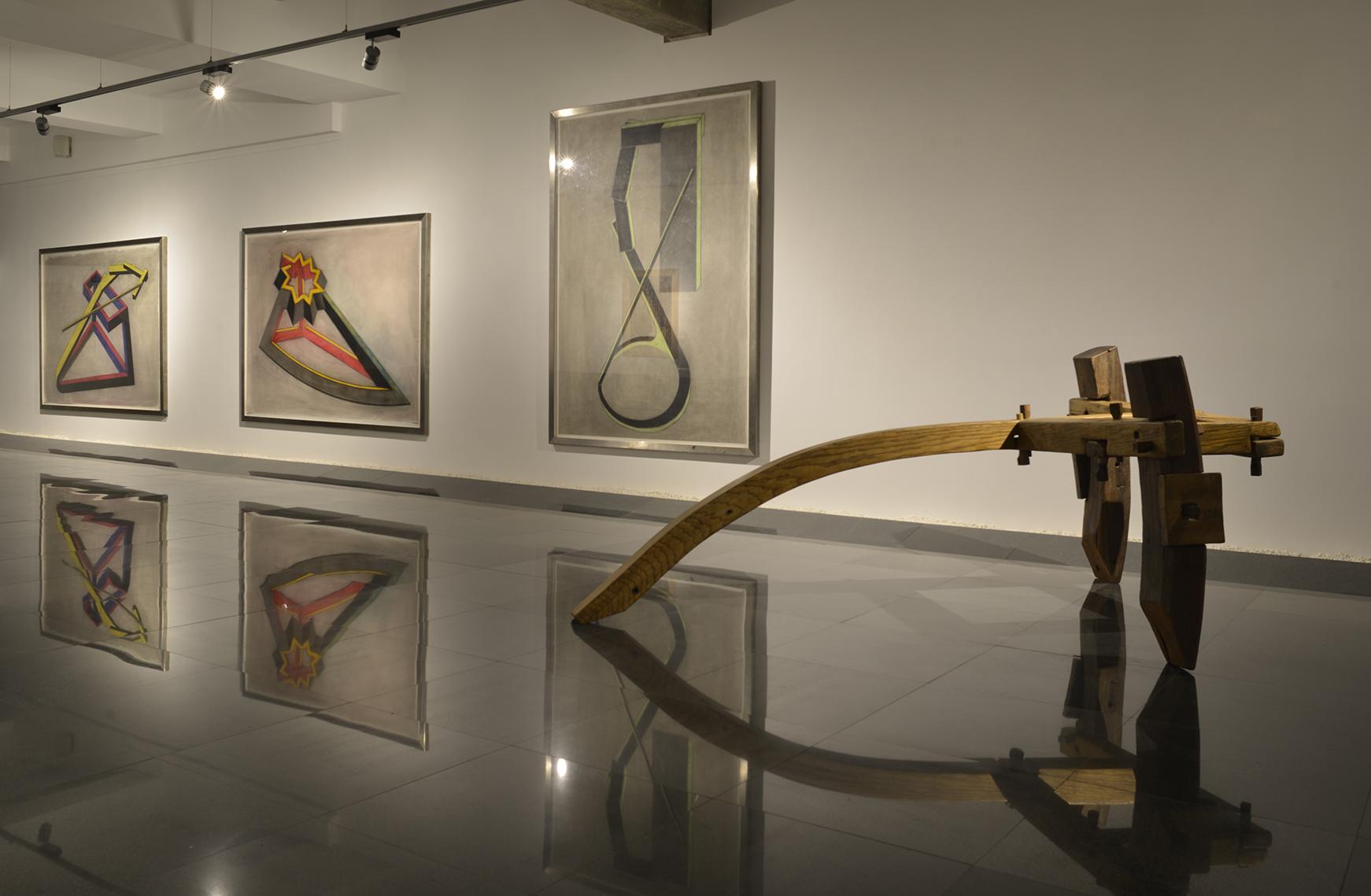 Trei expoziții simultane dedicate artistului PAUL NEAGU (1938 – 2004)