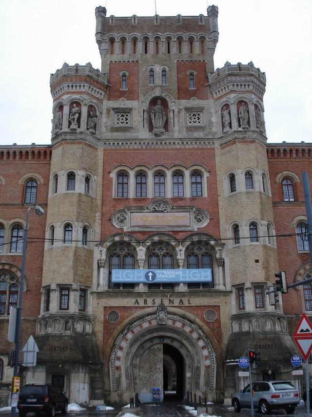 Resize of 12 Impresionantul Muzeu Militar austriac
