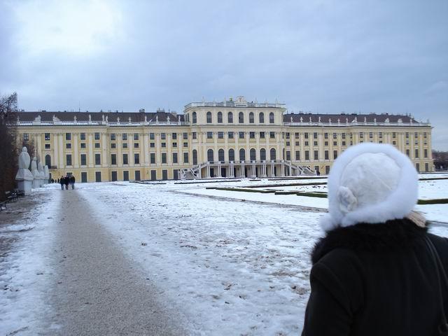 Resize of 21 Palatul Schonbrun dinspre Gloriette