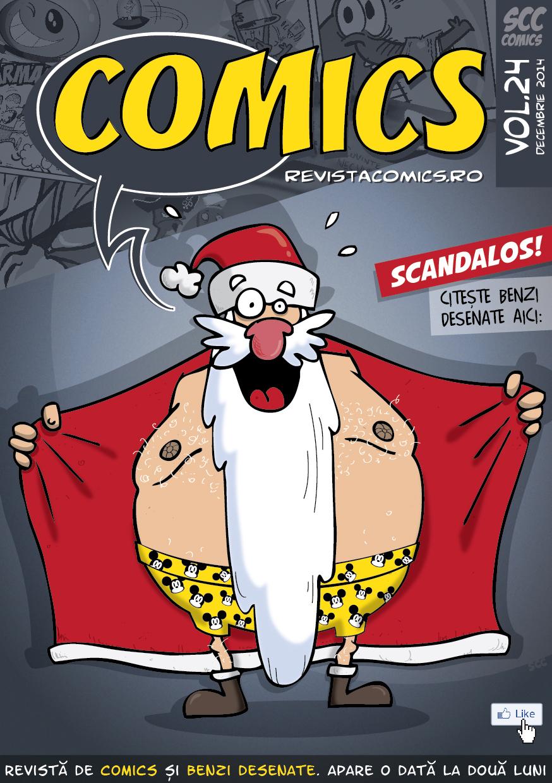 Revista Comics nr. 24