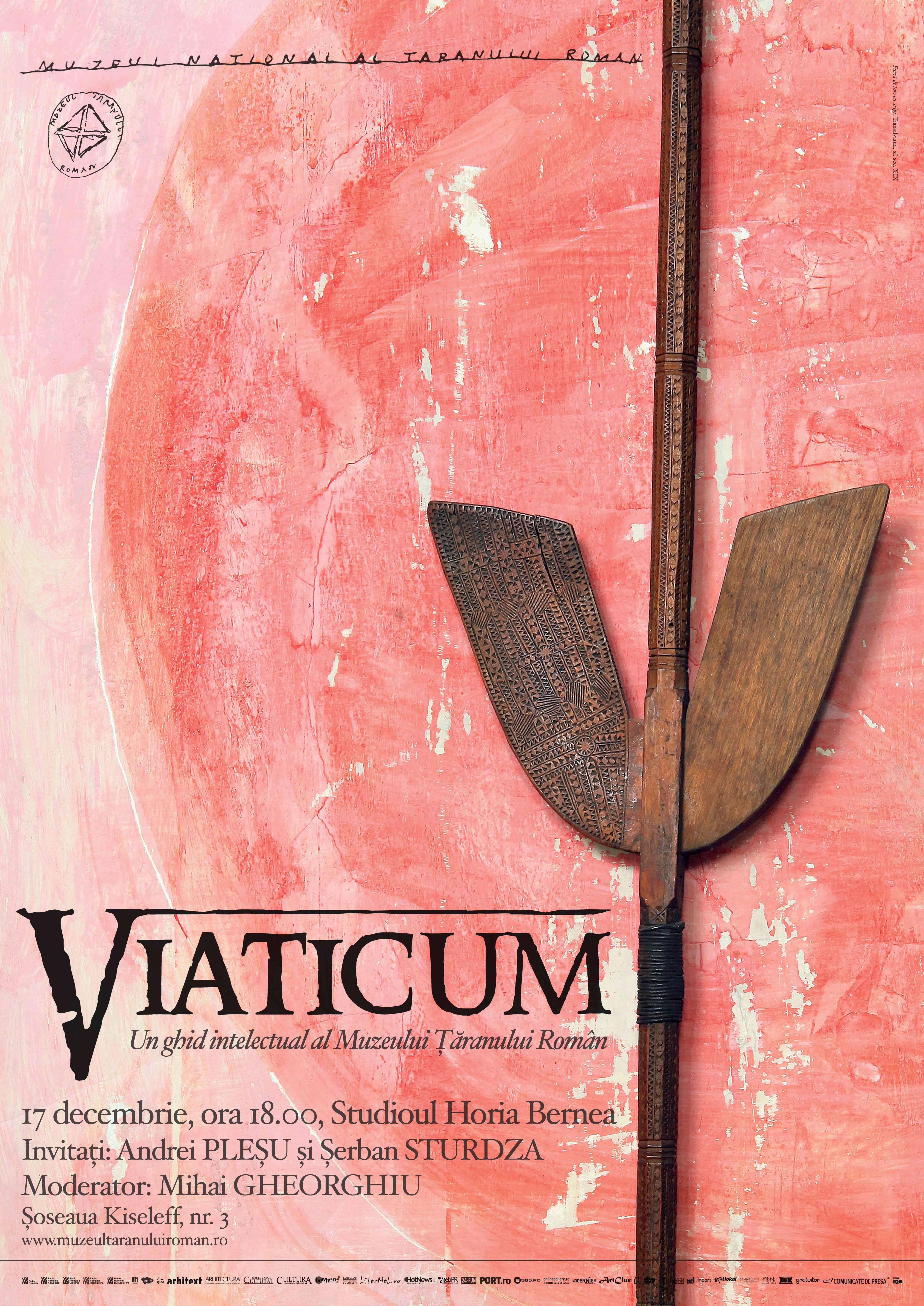 Viaticum. Un ghid intelectual al Muzeului Țăranului Român