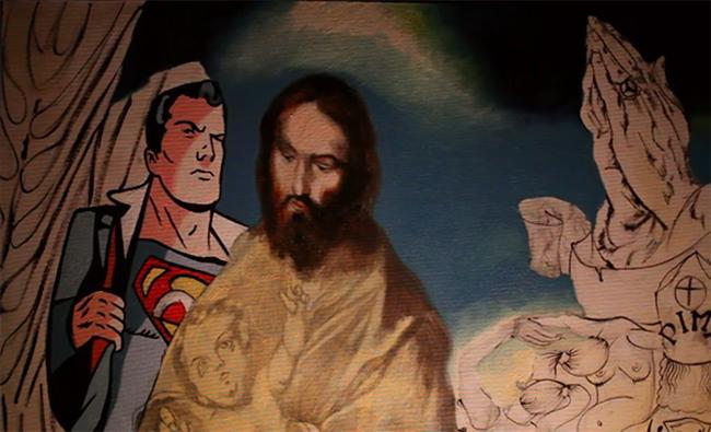"""Ciocan Adrian """"25 aniversar"""" expoziție de pictură într-o centrală dezafectată de lângă Liceul Sportiv din Baia Mare"""