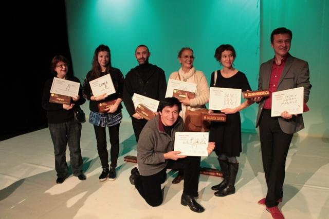 Prima ediție a Premiilor Centrului Național al Dansului București