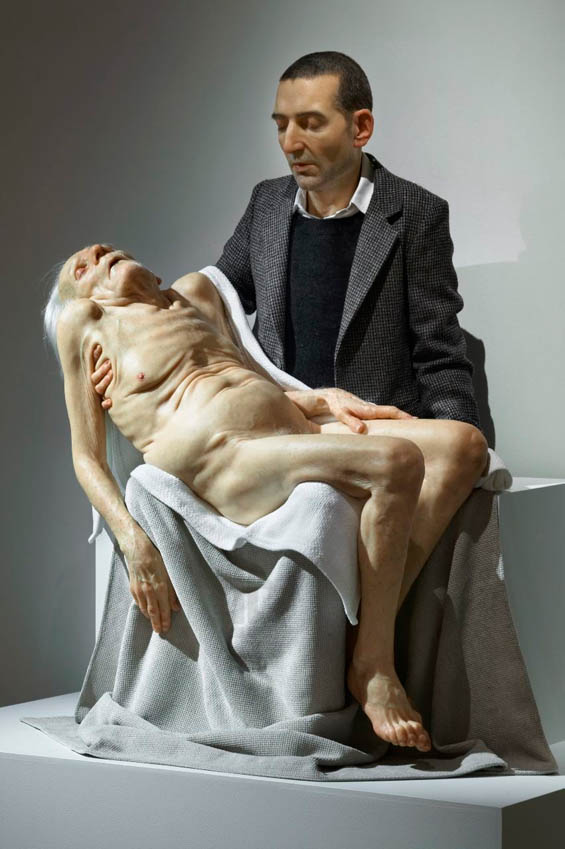 Hyper-Realistic Sculptures By Sam Jinks