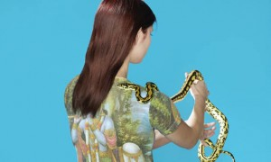 The Sleek Photography Of Petrina Hicks Seduces Us With Girls And Snakes