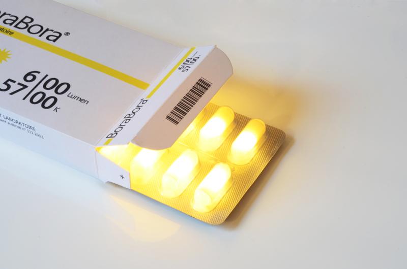 Sunlight Pills by Vaulot&Dyèvre