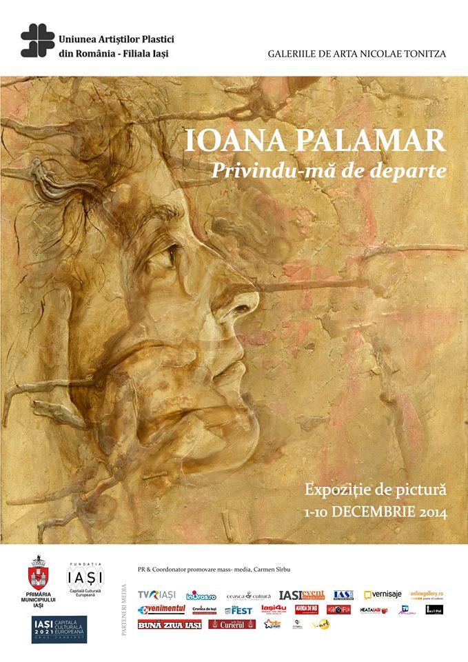 Ioana Palamar – Privindu-mă de departe @ Iasi