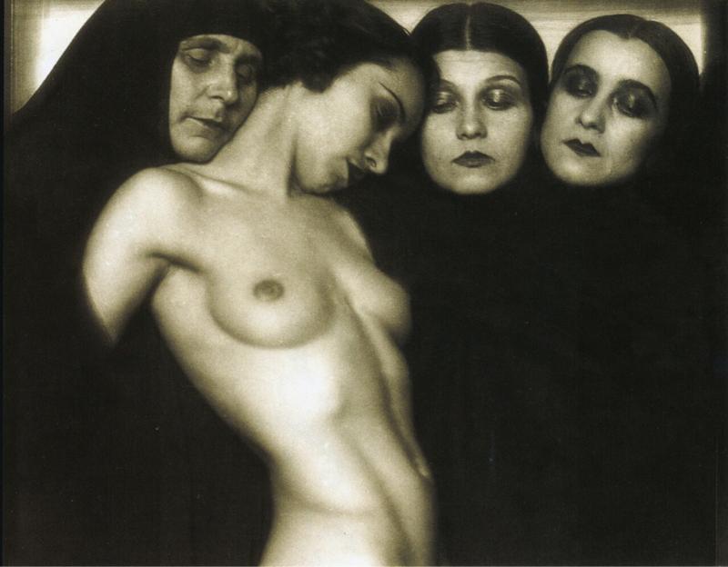 Rudolf Koppitz, Composition, 1925