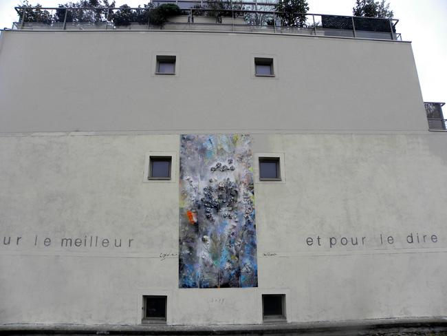 Cristian Sida, lucrare monumentala realizata la Paris (2)