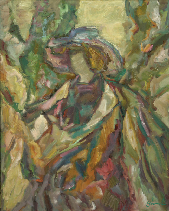 Expoziţie de pictură Ghenadie Jalbă @ Muzeul Naţional Cotroceni