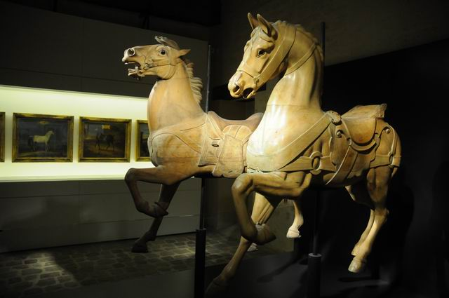 Musée du Cheval @ Chantilly, France