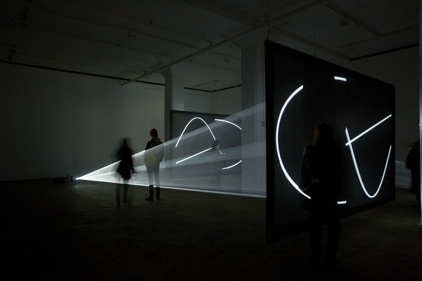 Solid Light Films by Anthony McCall