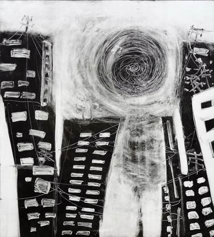 """""""Oraşul"""" – expoziție de gravură a studenților UNArte la ICR"""