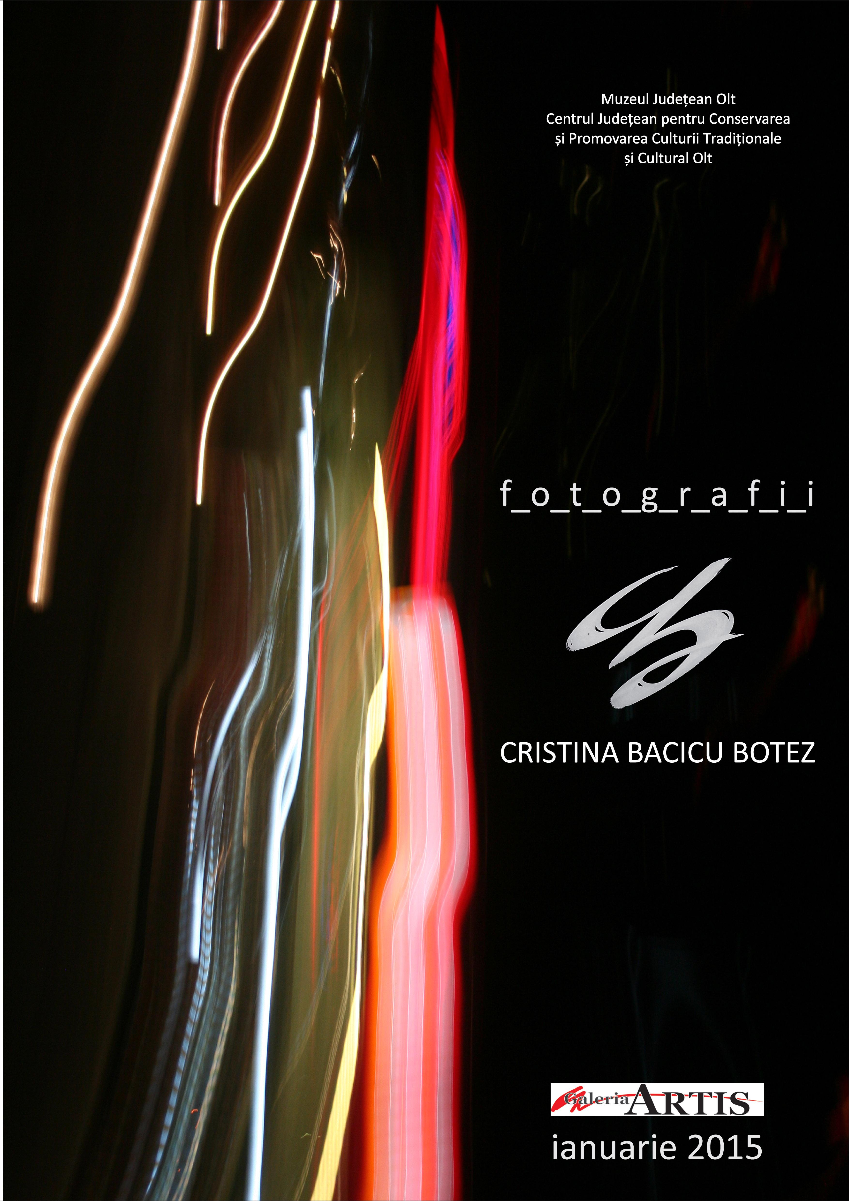 "Cristina Bacicu-Botez @  Galeria ""Artis"" din Slatina"
