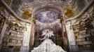 Photographer Benjamin Von Wong Shoots a Fairy Tale Fashion Shoot at the 18th Century Admont Abbey Library in Austria