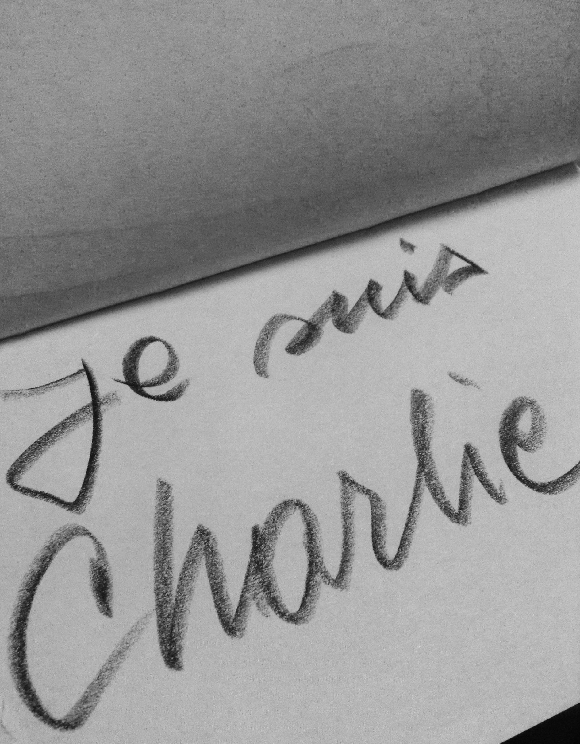 Je suis Charlie @ Paris