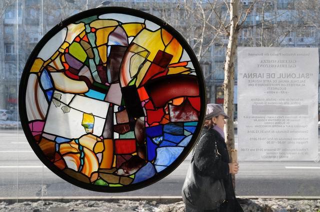 SALONUL DE IARNĂ @ Galeria Simeza, București