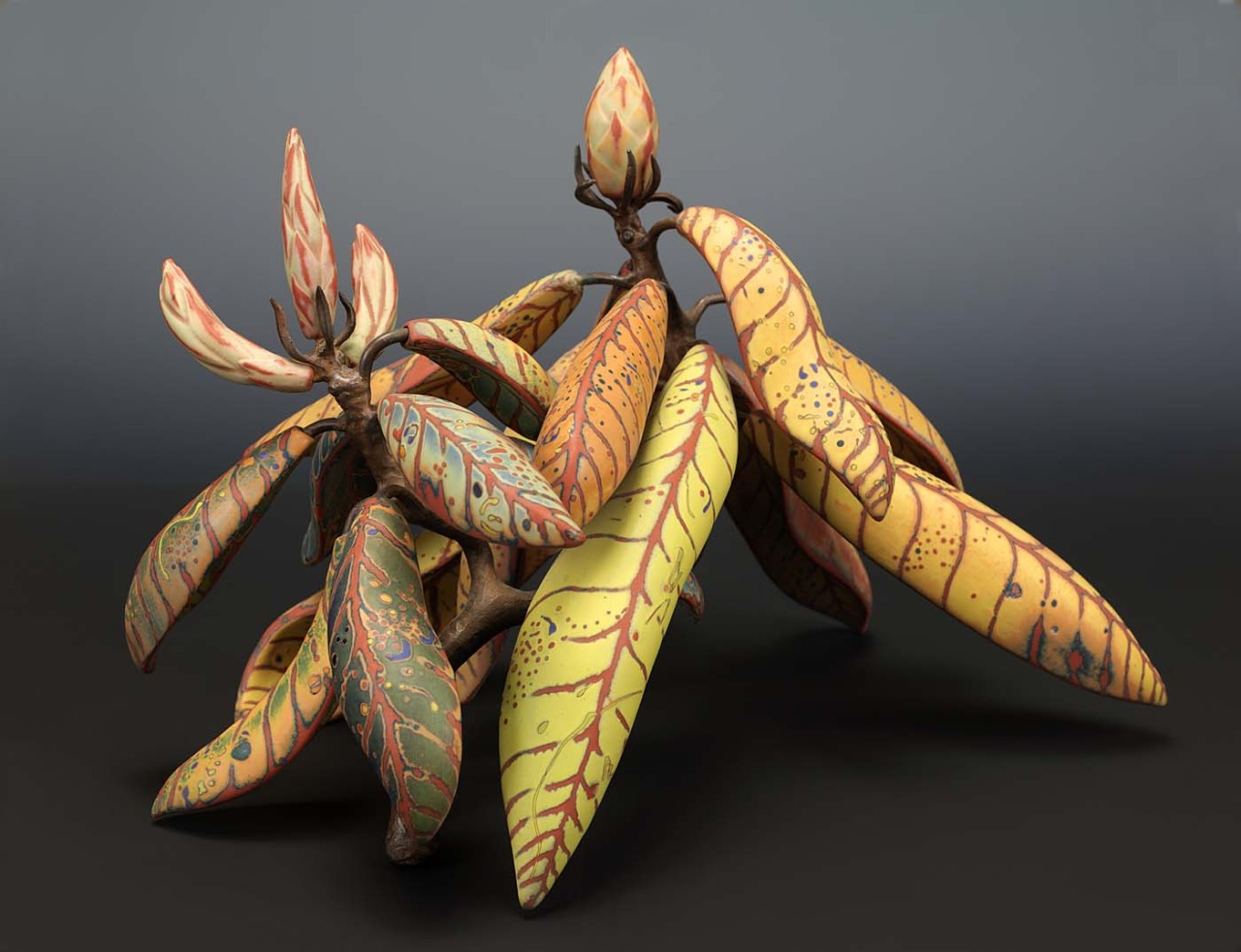 The Amazing Ceramic and Clay Award Winning work of Michael Sherrill