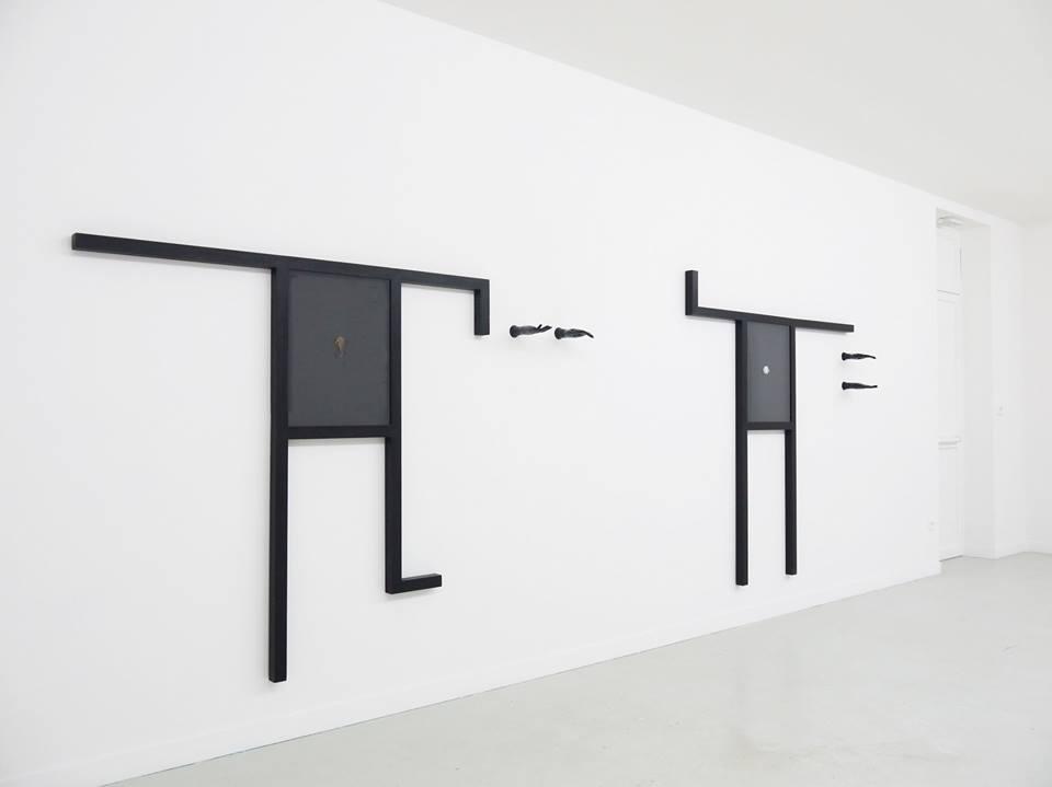 Chloé Quenum + Adrian Dan: Minimally Invasive @ Galeria Nicodim
